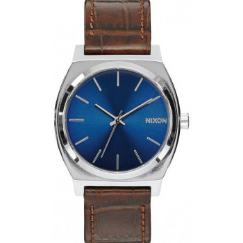 NIXON TIME TELLER BROWN GATOR