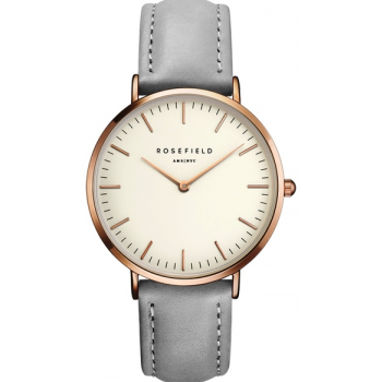 ROSEFIELD THE BOWERY ROSEGOLD WHITE / GREY