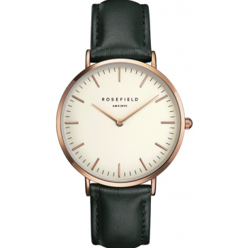 ROSEFIELD THE BOWERY ROSEGOLD WHITE / GREEN