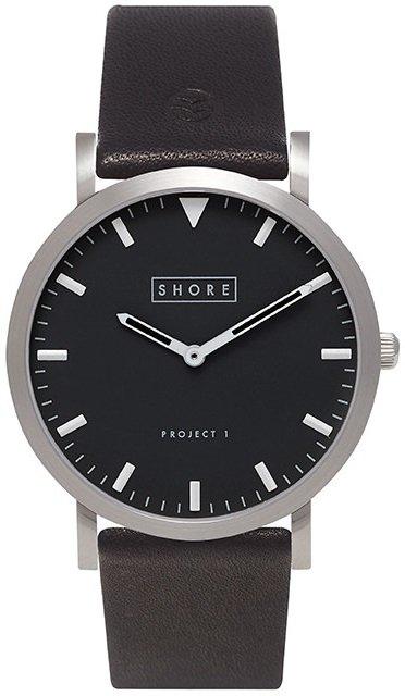 SHORE PROJECTS WHITSTABLE - black / silver + dárek zdarma