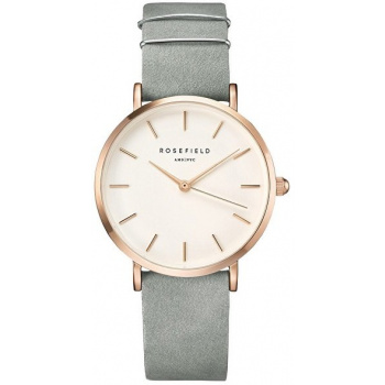 ROSEFIELD The West Village Mint Grey - Rosegold