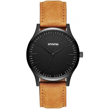 MVMT FORTY SERIES - 40 MM BLACK TAN