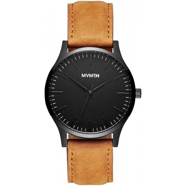 Hodinky MVMT FORTY SERIES - 40 MM BLACK TAN