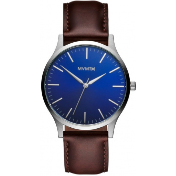 MVMT FORTY SERIES - 40 MM BLUE BROWN