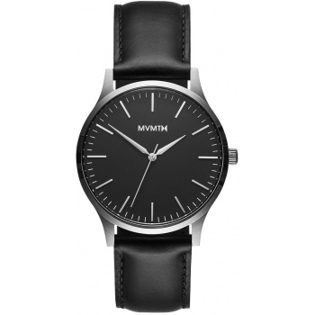 MVMT FORTY SERIES - 40 MM BLACK SILVER
