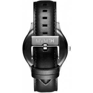 Hodinky MVMT FORTY SERIES - 40 MM BLACK SILVER