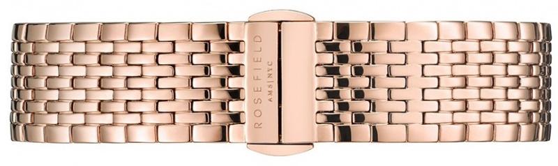 a661460f0 ROSEFIELD THE UPPER EAST SIDE ROSE GOLD / WHITE PEARL 33 MM Dámské Hodinky  s kovovým řemínkem | 24TIME.cz