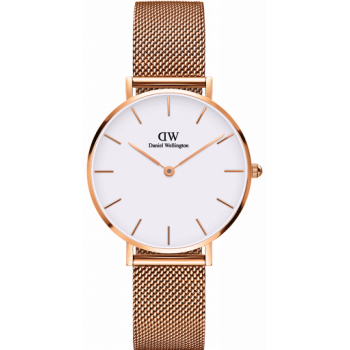 DANIEL WELLINGTON CLASSIC PETITE MELROSE ROSE GOLD 32MM DW00100163