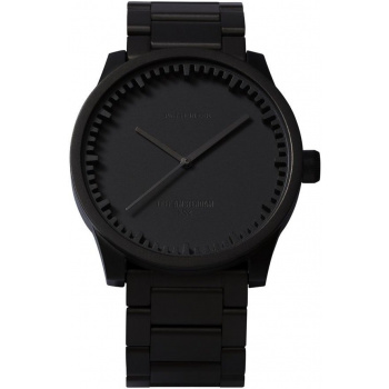 LEFF TUBE WATCH S38 MATT BLACK