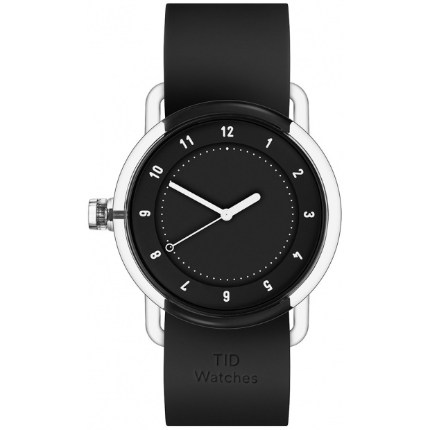 Hodinky TID Watches No.3 TR90 Black