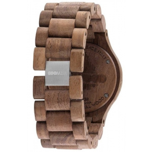Hodinky WEWOOD DATE MB NUT ROUGH ROSE GOLD