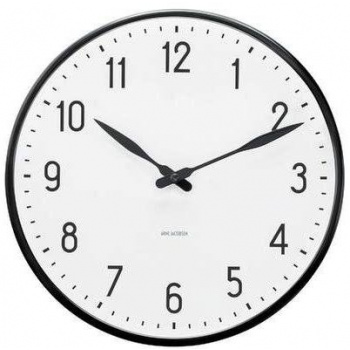ARNE JACOBSEN AJ STATION WALL CLOCK 160