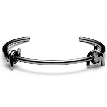 MVMT DOUBLE BARBED CUFF GUNMETAL