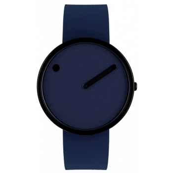 PICTO NAVY BLUE/POLISHED BLACK 43395-0520B