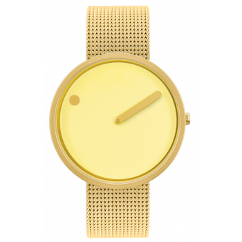 PICTO YELLOW/MATT GOLD 43330-0920