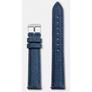 CLUSE STRAP 16 MM - BLUE DENIM/SILVER CLS331