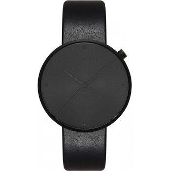 NOMAD DARK MIST - BLACK LEATHER