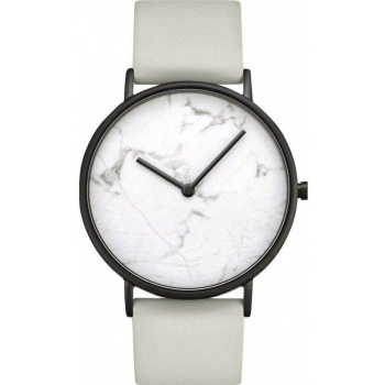 THE HORSE WHITE STONE / GREY LEATHER