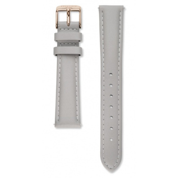 ROSEFIELD TRIBECA GREY STRAP ROSE GOLD / 33MM
