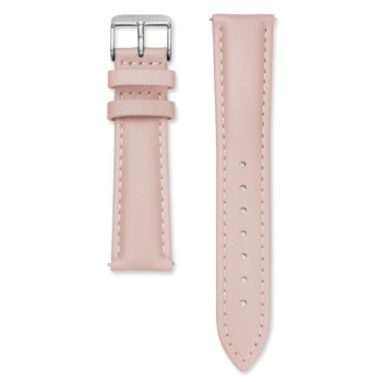 ROSEFIELD BOWERY PINK STRAP STITCHED / 38MM