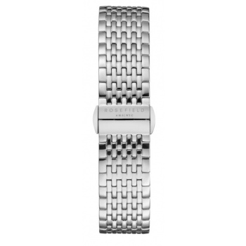 ROSEFIELD UPPER EAST SIDE SILVER STRAP SILVER / 33MM