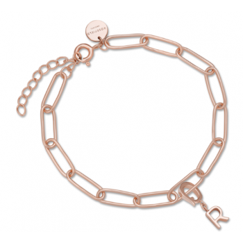 ROSEFIELD CHAIN BRACELET ROSE GOLD