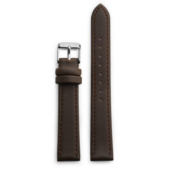 CHPO 14231BB-S Brown Vegan Leather Strap - 15 mm