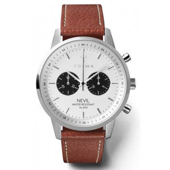 TRIWA RAVEN NEVIL BROWN CHRONOGRAPH