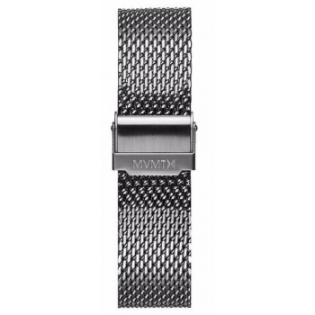 MVMT MENS CHRONO 45MM SERIES 22MM MESH BAND SILVER