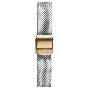 MVMT WOMENS MOD SERIES MOD - 12MM MESH BAND SILVER GOLD