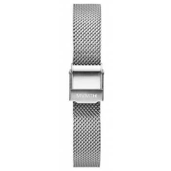 MVMT WOMENS MOD SERIES MOD - 12MM MESH BAND SILVER