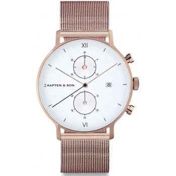 KAPTEN and SON CHRONO MESH