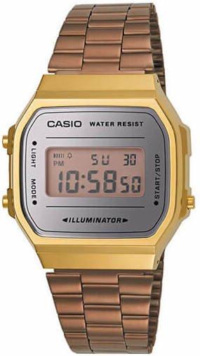 CASIO - Retro A168WECM-5EF + dárek zdarma