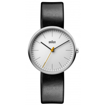 BRAUN LADIES BN0173 CLASSIC WATCH WITH LEATHER STRAP