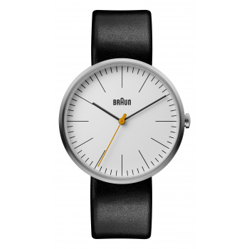 BRAUN GENTS BN0173 CLASSIC WATCH WITH LEATHER STRAP