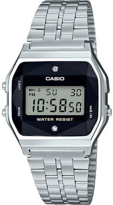 CASIO - Retro A158WEAD-1 + dárek zdarma