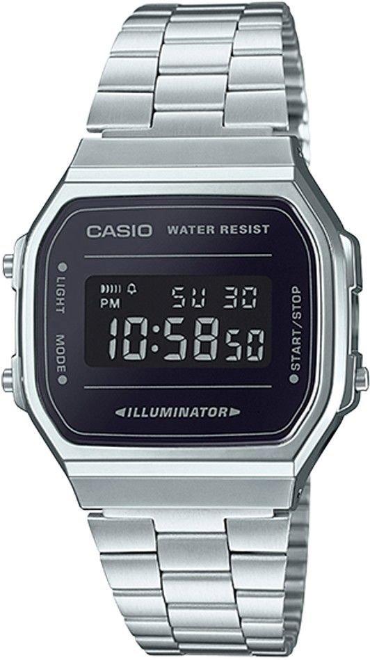 CASIO - Retro A168WEM-1EF + dárek zdarma