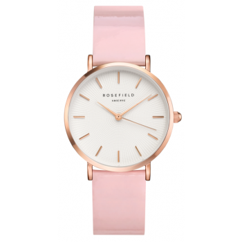 ROSEFIELD PREMIUM GLOSS PINK - ROSE GOLD / 33MM SHMWR-H37