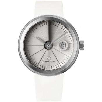 22 DESIGN STUDIO 4D Concrete Watch Automatic - Daylight Edition