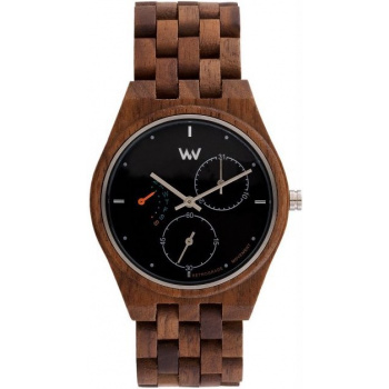 WEWOOD RIDER NUT BLACK