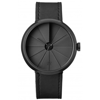 22 DESIGN STUDIO 4D CONCRETE WATCH 42MM SHADOW EDITION