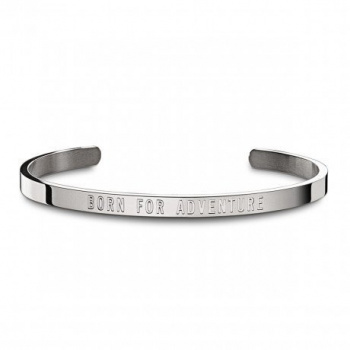 KAPTEN and SON Bangle Silver