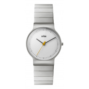 BRAUN LADIES BN0211 CLASSIC SLIM WATCH WITH STAINLESS STEEL BRACELET