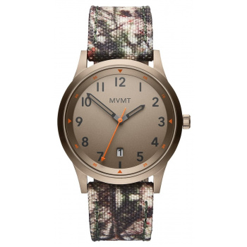 MVMT FIELD - 41MM FOREST