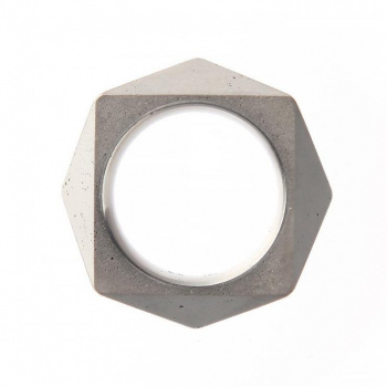 22 DESIGN STUDIO Polygon Ring Original