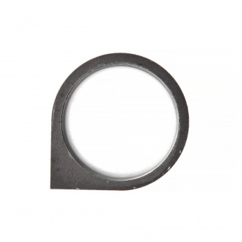 22 DESIGN STUDIO Corner Ring Dark Grey