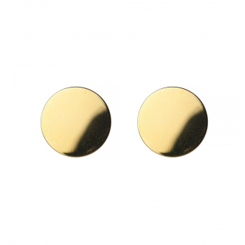 22 DESIGN STUDIO Metal Earring BMF (Brass)