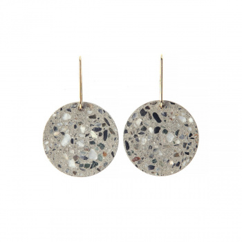 22 DESIGN STUDIO Circle Earring Original
