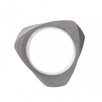 22 DESIGN STUDIO Twist Ring Original