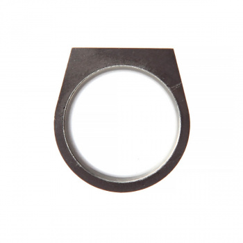 22 DESIGN STUDIO Tatami Ring Dark Grey